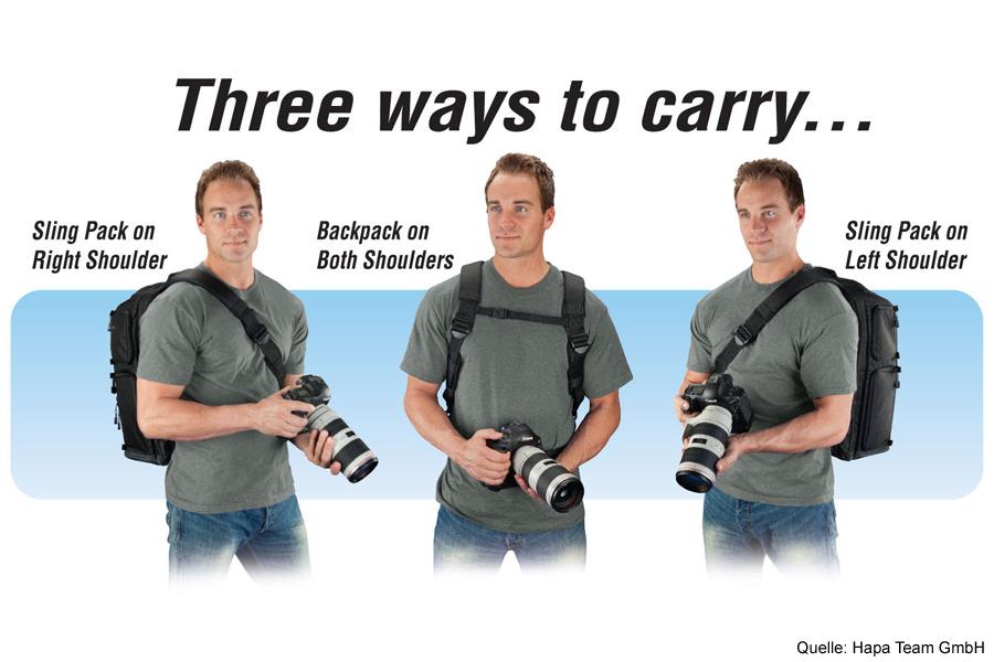rucksack sling